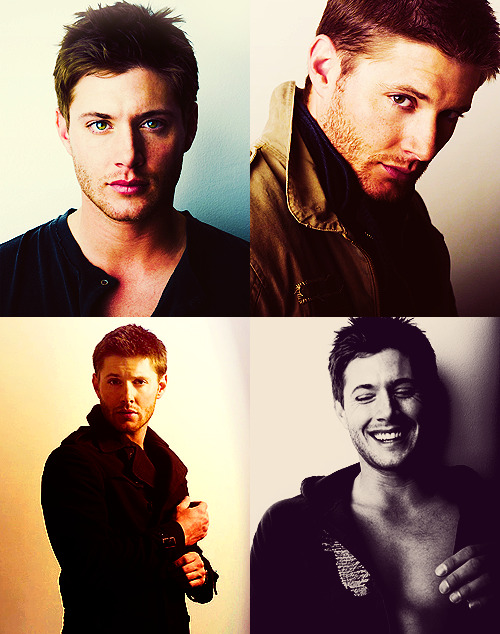 men who haunt my dreams        ϟ jensen ackles