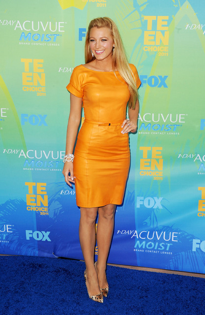 Blake au Teen Choice awards 2011