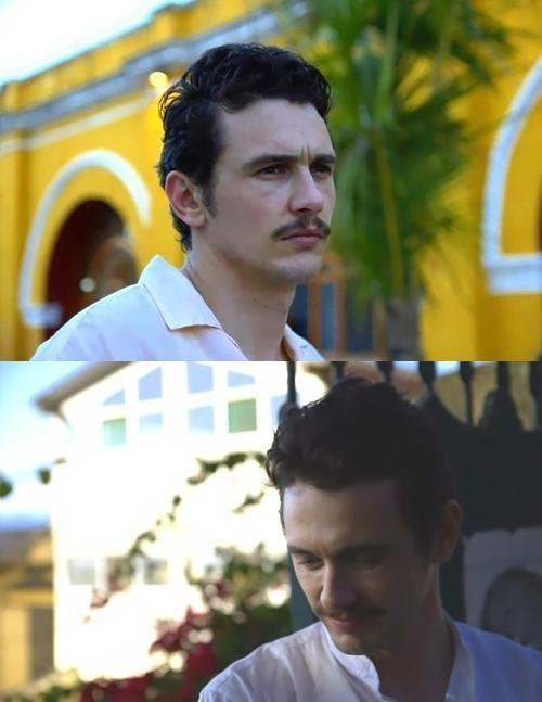 James Franco - The Broken Tower