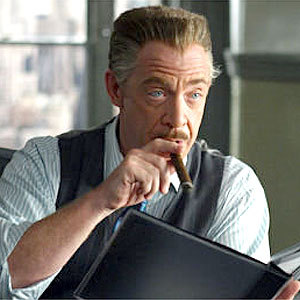 marvelousbcs:  I swear, if JK Simmons is replaced as JJJ… I'll become very upset. :(  Best thing to happen to those movies.  I concur.