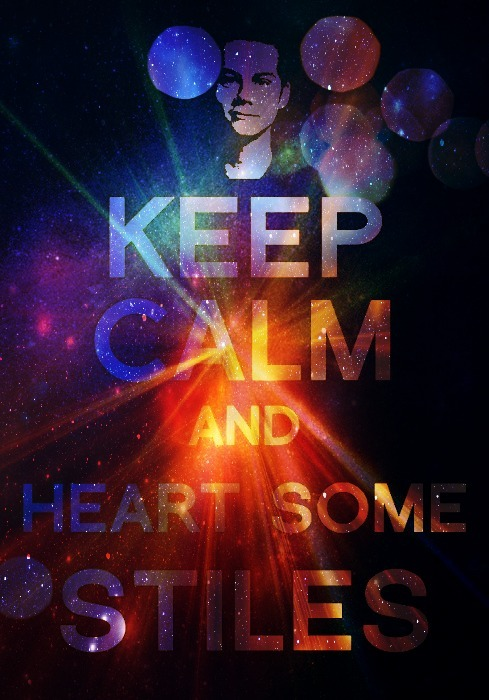 "Best ""Keep calm"" poster EVAH!"