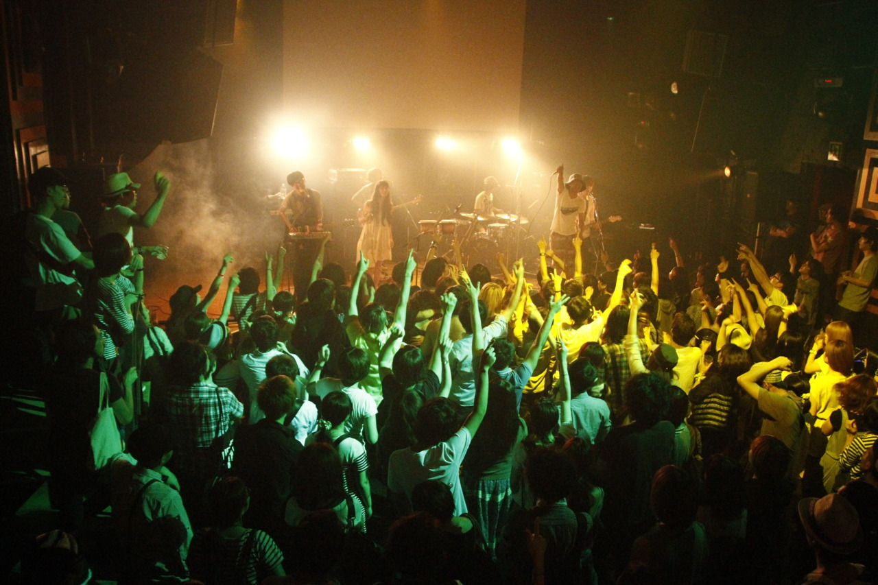 "【AFRICAEMO】 2011/07/26 AFRICAEMO 2nd mini album""Power Of The City"" Release Party!! [ Supported By Rock Action ] @ club asia Photo by SARU"
