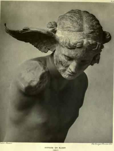 pawkrolowej:  hypnos or sleep