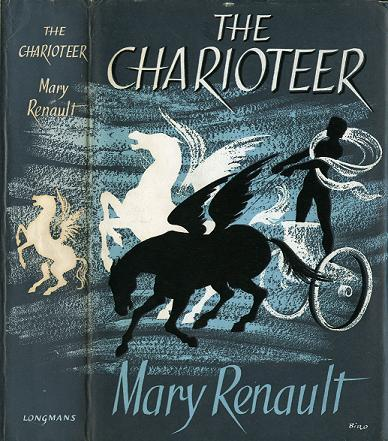 The Charioteer (1953) by Mary Renault, tells the story of Laurie Odell, a WWII soldier who was wounded, and now is recovering in a hospital, where he meets and falls in love with a conscientious objector, who is a deeply religious Quaker. He also meets an old school mate he admired and fellow soldier, who also is homosexual and is comfortable with his sexuality. Laurie struggles with his romanticized view of love and a more realistic path to happiness.