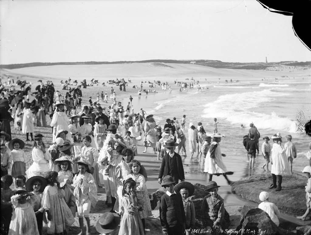 Early Bondi Beach..