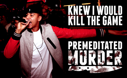 visuallyrics:  J. Cole - Premeditated Murder