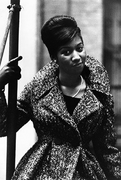 theimpossiblecool:  Aretha.
