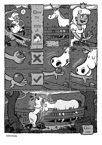 How to Feed a Unicorn