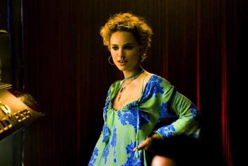 Natalie Portman as Leslie in My Blueberry Night's.