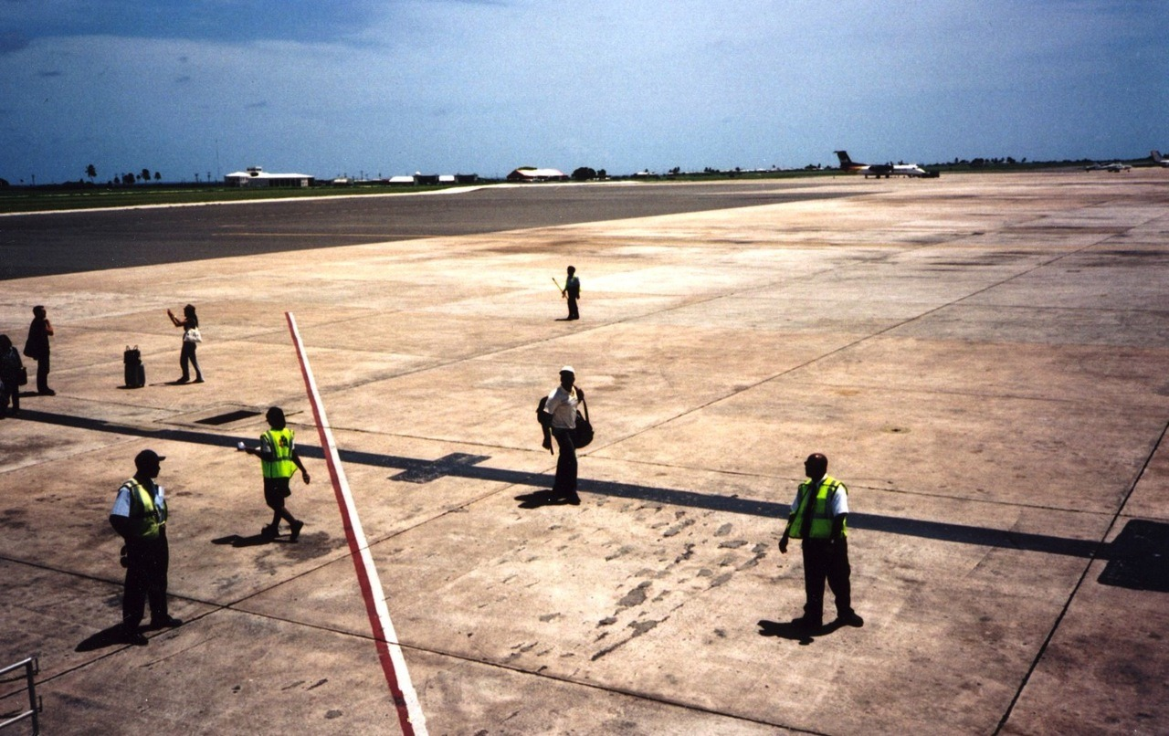 Tarmac Tourists