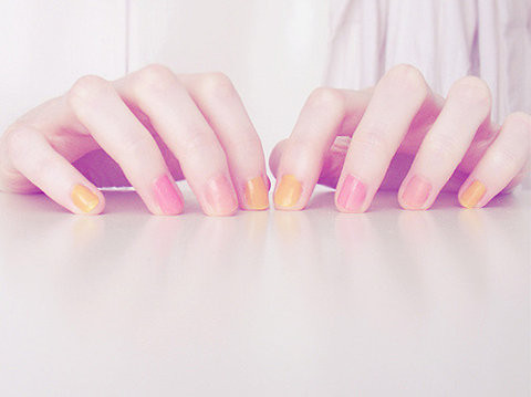 nails.. (found on Audrey Hepburn Complex)