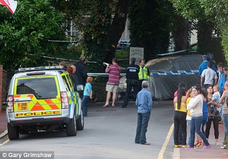 Six people stabbed to death inside flat in Jersey