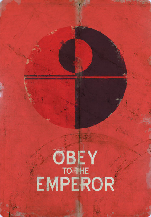tiefighters:  Obey To The Emperor - By: Cuneyt Akalinoglu