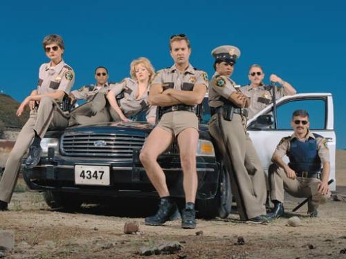 "30 Day TV Challenge Day 27- Best pilot episode. ""Reno 911!"" The pilot episode of ""Reno 911!"" is a hilarious start to a hilarious series. The characters are all introduced nicely, and the pursuits of the criminals garnered full-bellied laughs from me. When I go back and watch the pilot, it doesn't read as being ""old"" like many shows' pilots. Also, the improv-style comedy really hits the spot."