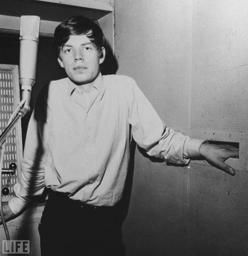 life:  Guess who?  — If you guessed a young Mick Jagger of the Rolling Stones in 1963, you're right… see more, Men of Rock: Then & Now  And here I thought that was Paul Scheer.