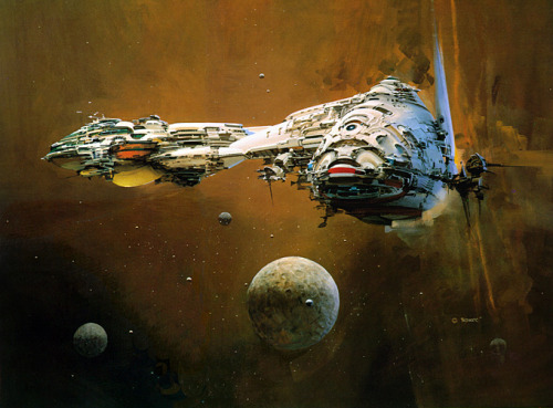 Nomad by John Berkey