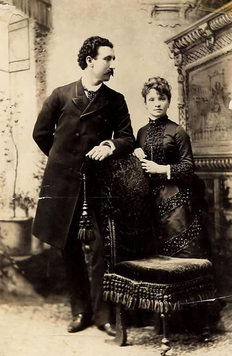 Simon and Juanita Gless-1880
