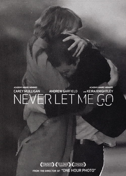 Poster remake > Never Let Me Go (So sorry for the low quality but I just love this moment so much, I can barely see anything in the original cap lol)
