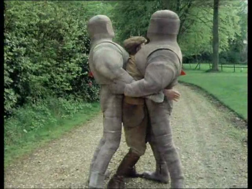 …Only in Doctor Who.