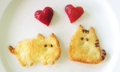kitty toast