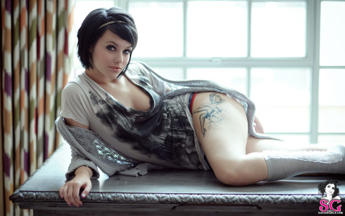 ohthevulgarity:  Mel - Suicide Girls