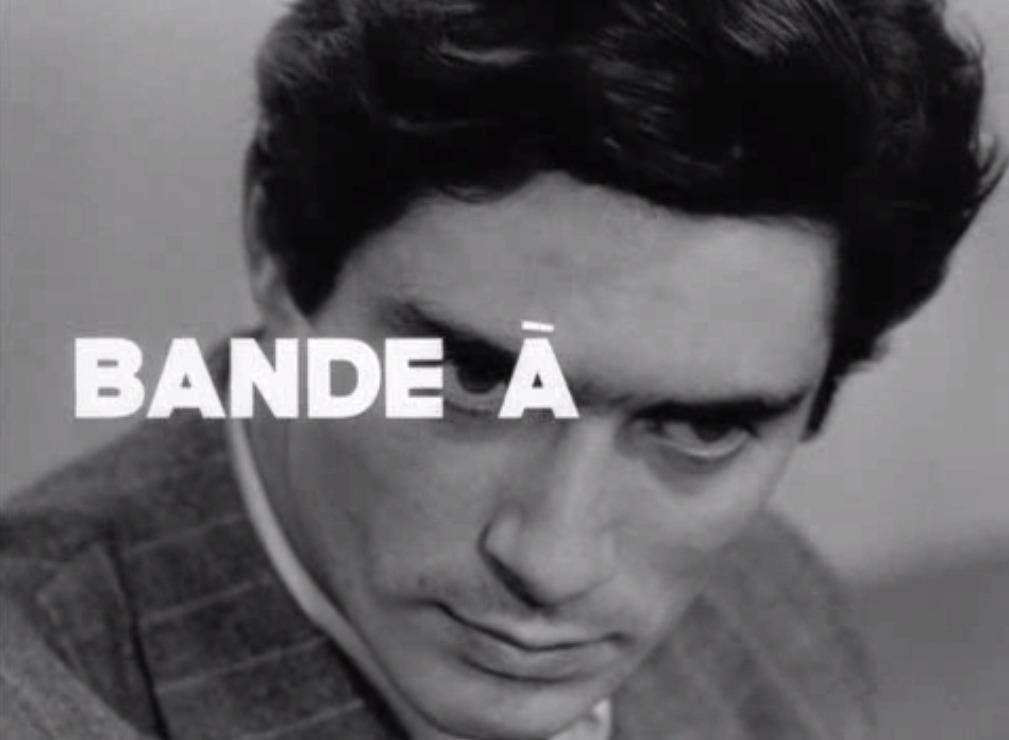 Bande A Part - Band of Outsiders (1964) dir. Jean-Luc Godard