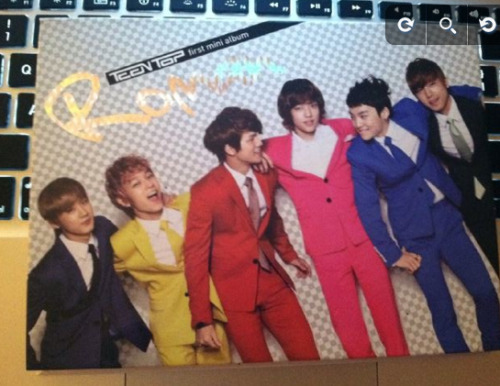 leehowon:  I'm giving away a copy of Teen Top's Roman album.  You may reblog once, and only once, or you'll be disqualified. You can like the post, but it will have no effect. You must have your ask box open within 24 hours of the deadline, or I will choose a new winner. You don't have to follow me. The deadline is August 26th, please don't reblog this post after that date. I will choose the winners by 10am August 27th, EST. Good luck~ ^^