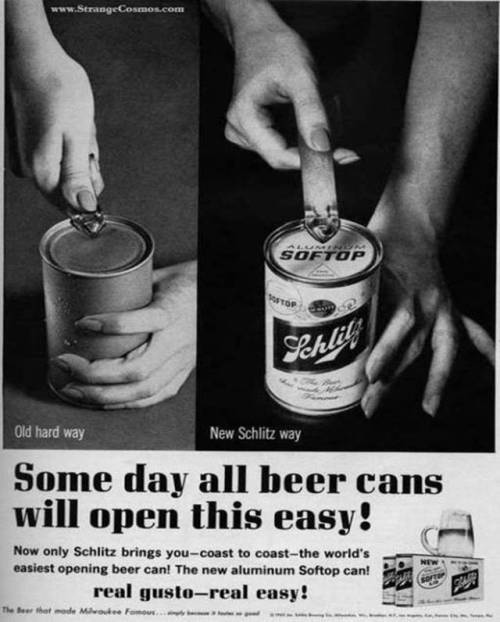 Some day all #beer cans will open this easy!