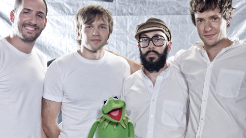 via nprmusic: Some Music For Your Morning First Listen: 'Muppets: The Green Album,' a new collection of Muppet songs covered lovingly by OK Go, Andrew Bird, My Morning Jacket and other artists. Enjoy!