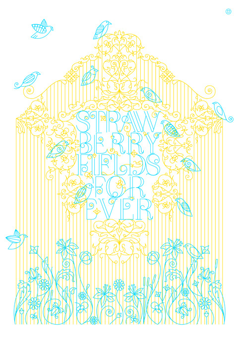 mxtpmxtp:  covered: strawberry fields  ltd ed prints