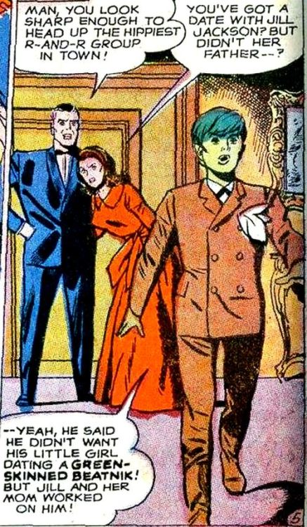 comicallyvintage:  Jill Jackson's dad hates hipsters.
