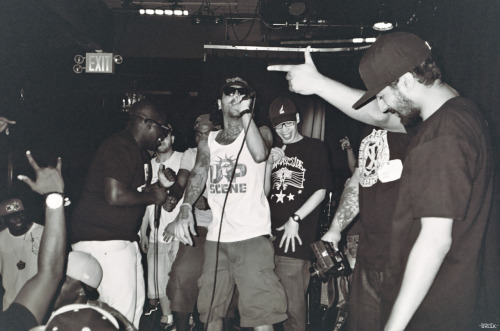 Hood Chef Killing Tammany Hall with Locos on stage.
