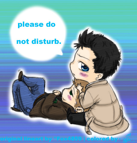 Please Do Not Disturb by ~meganekko-bomb