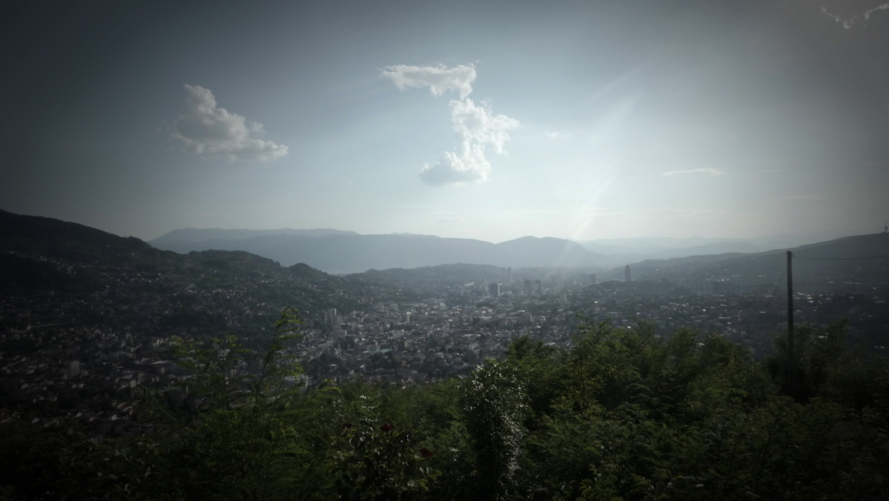 The one photo of my hometown of Sarajevo that I took. Usually, I'm much more prolific but this time around I just wanted to live there…without the camera around my neck.  A friend of mine asked me why I loved this city so much, and I was surprised by the question and had no poetic answer. I still don't. Maybe because the city is still so real, it's not cookie-cutter pre-packaged. It's raw. It's unorganized. It's unapologetic. It has problems, and maybe to a designer such as myself these challenges present themselves as opportunities, as genuine, honest design-soul-bread that's ready to be cracked. I once heard that designers will never be happy because the world is so ugly, constantly throwing in our face endless problems to solve—but that's exactly what makes me happy—the challenge of making the bad, good. I want to prove to myself and others that things can be better, that there is progress, that with the combination of right attitude, skills and most of all empathy for ourselves and others, we can improve bit by bit. Call me an idealist, go ahead, I'll own that title proudly.  As I leave Sarajevo for now, I leave optimistic and inspired. December couldn't come fast enough.  Until we meet again…