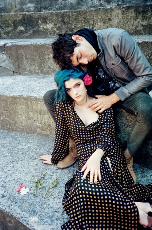 urbanoutfitters:  Early Fall 2011 / Photography by Eléonore Hendricks
