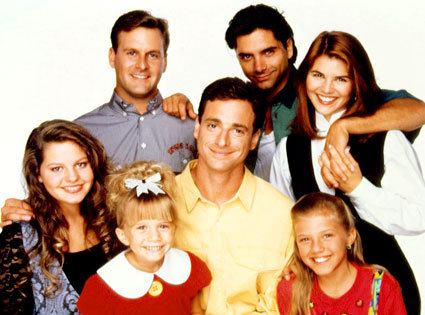 "30 Day TV Challenge Day 28- First TV show obsession. ""Full House"". My obsession with this show occurred around 1999-2002. I used to watch it every day after school, and it gave me my first (and remaining) celebrity obsession: John Stamos. When I say ""obsession"" I mean obsession. We're talking a shrine in my room and everything. I even got the Uncle Jesse Barbie Doll! And if I do say so, I had good taste as a child."