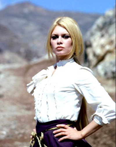 "mudwerks:  (via Brigitte Bardot in ""Shalako""-1968- 