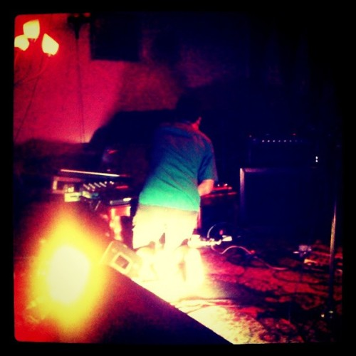 Potions @ DrmBt 8.11.11 (Taken with instagram)