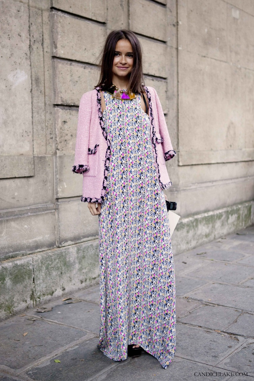 Miroslava Duma | after Valentino | Paris Fall Couture 2011