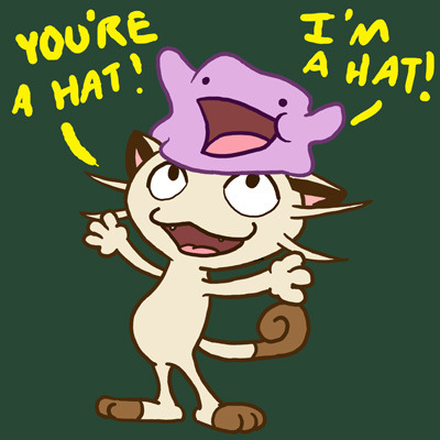 andresisbatman:  we're all hats :D