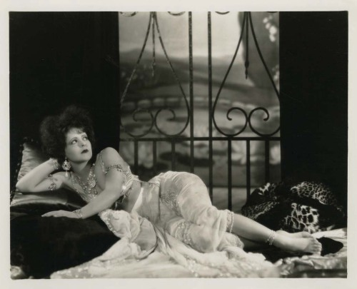 "My Bohemian History The original ""It"" girl. hollywoodsgoldenage:  Clara Bow, my favorite flapper."