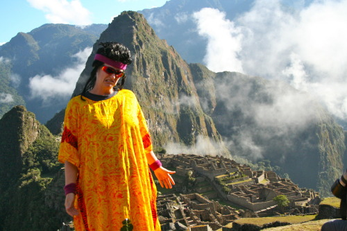 So Machu Picchu is Awesome.
