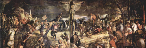 "reblog: The Beautiful Paradox of Good Friday and the Final Words of Jesus Originally posted on Good Friday - April 2, 2010 I was chatting with a friend on iChat earlier this morning and I wanted to recognize this important day but somehow ""Happy Good Friday"" just seemed inappropriate so I settled on a rather weak and cliche ""God bless you and your family today.""  It's the best I could come up but I meant it knowing today should be a day of sober reflection for every follower of Christ. Even the name ""Good Friday"" is paradoxical.  It's a good day for us but it wasn't so good for him. But I also find that Jesus' final words carry a bit of paradox that a lot of people can relate to and resonate with.  I know he was fufilling prophesy but it doesn't diminish what I believe Jesus was really feeling in that moment and was honest enough to come right out with it…  Matthew 27:45-46: From the sixth hour until the ninth hour darkness came over all the land. About the ninth hour Jesus cried out in a loud voice, ""Eloi, Eloi,lama sabachthani?""—which means, ""My God, my God, why have you forsaken me?""  Have you ever felt this way?  Ever felt like Almighty God was letting you down?  Ever wondered, ""What in the world are You waiting for? Step in and DO SOMETHING!"" I know I have.  But, I love how God in his wonderful grace and mercy has placed things in his Word so human and so raw.  It's not the glossed over Gospel that is often times presented today.  It's real.  It's gritty.  It's to be wrestled with and grappled with. The Beautiful Paradox of Good Friday and the Final Words of Jesus can be seen in his follow up to this incredible feeling of despair…  Luke 23:44-46:  It was now about the sixth hour, and darkness came over the whole land until the ninth hour, for the sun stopped shining. And the curtain of the temple was torn in two.  Jesus called out with a loud voice, ""Father, into your hands I commit my spirit."" When he had said this, he breathed his last.  The same God who Jesus felt had left him out to dry, was the same God he committed his life to… committed his spirit to… committed his pain to… committed his trust to. Jesus is our perfect example.  He's the essence of beauty and life.  So… May you, on this day, even though you feel forsaken and torn and broken and bruised… even by God himself… turn to Him because he's good.  He's loving.  He's faithful. And He cares for me and you."