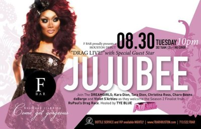 FINALLY!!! I GET MY CHANCE TO MEET JUJUBEE …the day after my bday haha :D