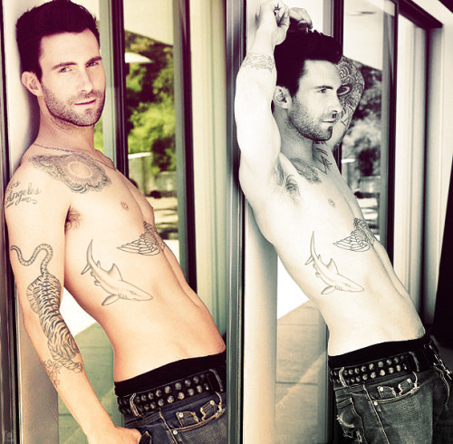 poisonparadise:  Adam Levine | By: Yu Tsai OUT MAGAZINE | SEPT 2011