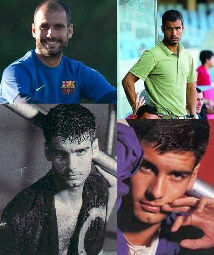 Sexy Managers part 3 (Pep Guardiola)