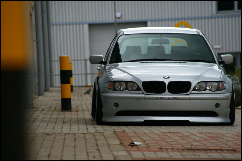 isityea:  Best damn E46 touring ever.