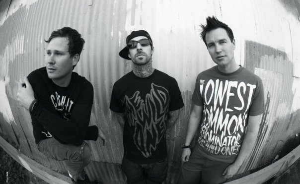 blink-182 have released the track listing for their new album, Neighborhoods. The album will be released on September 27th, and the band is currently on the Honda Civic Tour with support from My Chemical Romance.  1) Ghost on the Dance Floor 2) A La Mode 3) This is Home 4) Snake Charmer 5) MH 4.18.2011 6) Even if She Falls 7) You Too 8) Up All Night 9) After Midnight 10) Natives Deluxe Edition: 11) Kaleidoscope 12) Fighting the Gravity 13) Heart's All Gone