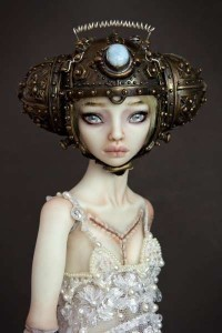essenceofgratitude:  More of Marina Bychkova enchanted doll artistry…