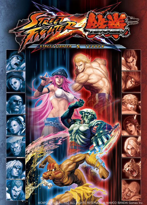 gamefreaksnz:  Street Fighter X Tekken Gamescom trailer